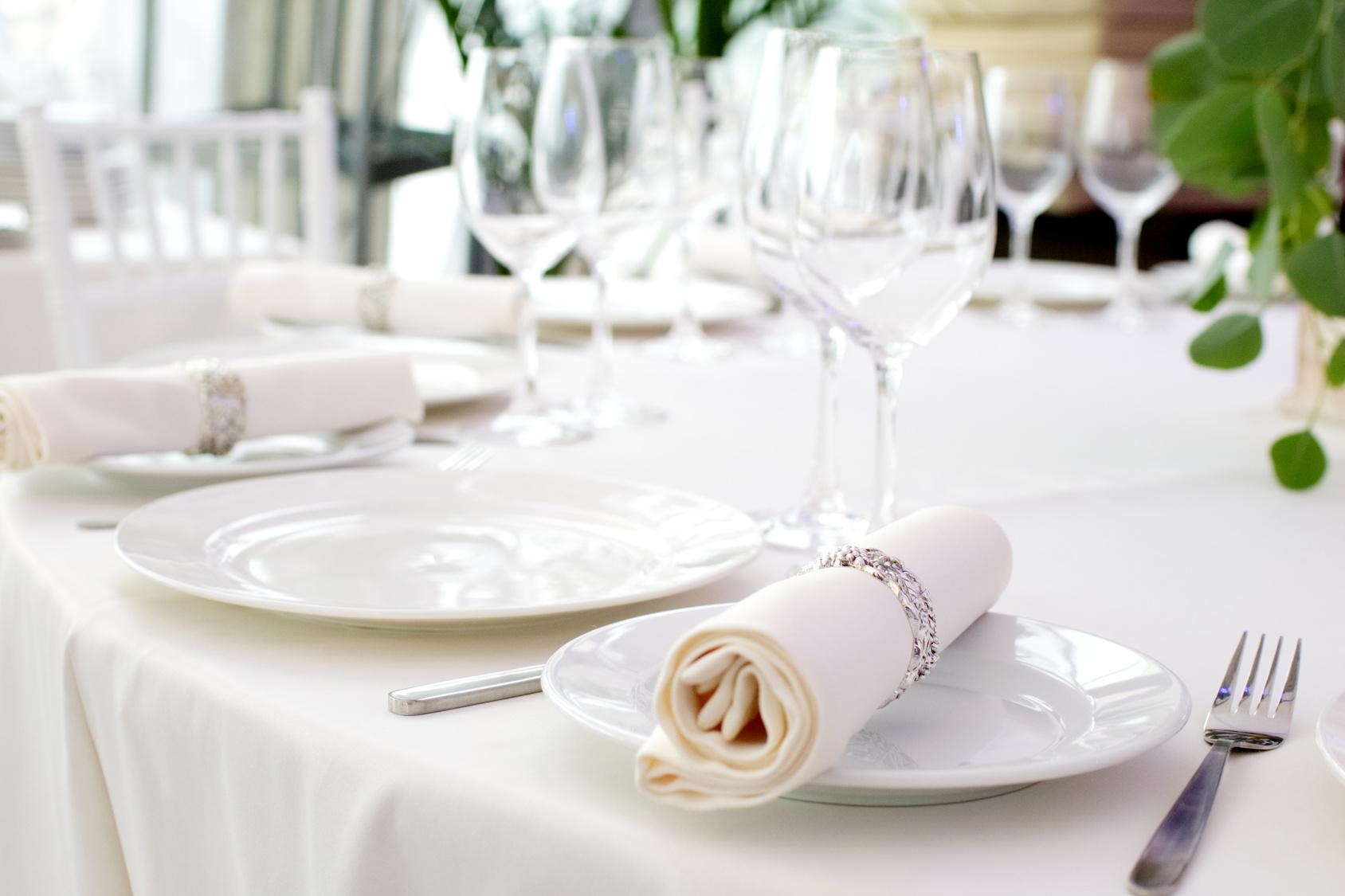 bielizna stołowa